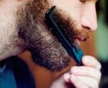 Расчесываем бороду