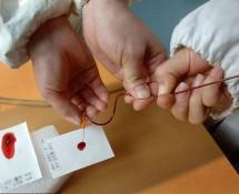 процесс прохождения теста ДНК