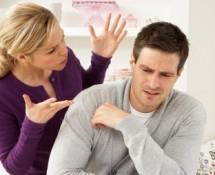 что делать со скандалами в семье