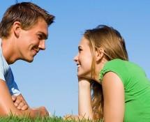 Девушки читают в мужском взгляде все желания мужчины