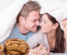 Грецкие орехи и мужчины