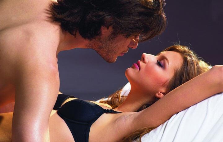 Длительность обычного секса у женщин