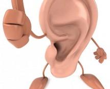 растирание мочек уха при опьянении