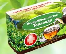 продукт Волшебные листья таиланда