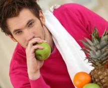 сбалансированное питание для мужчины