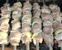 маринад для шашлыка из свинины с кефиром